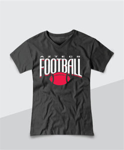Aztecs Ladies V-Neck Tee