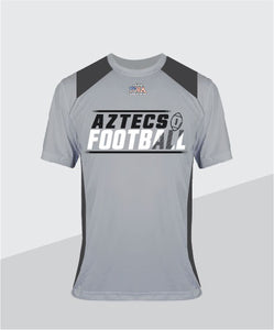 Aztecs Color-Block Youth Performance Tee