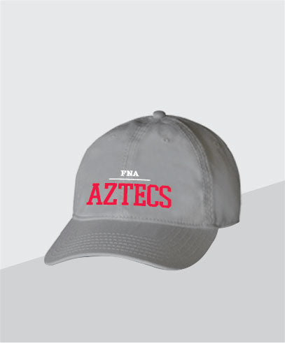 Aztecs Grey Dad Cap