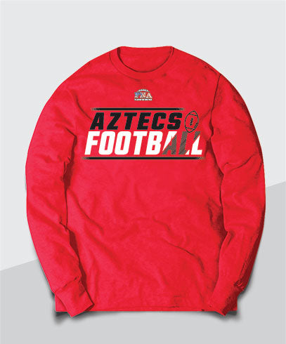 Aztecs Competitive Long Sleeve Tee