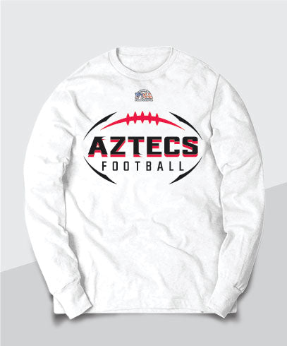 Aztecs Legacy Long Sleeve Tee
