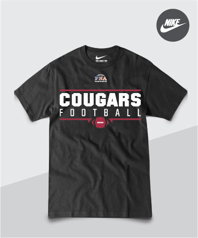 Cougars Nike Youth Tee