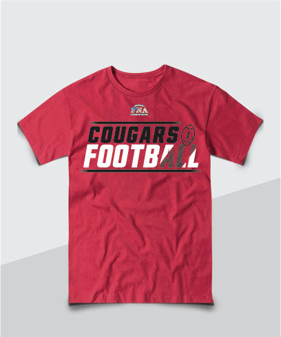 Cougars Competitive Tee