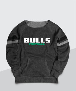 Bulls Ladies Scoop Neck
