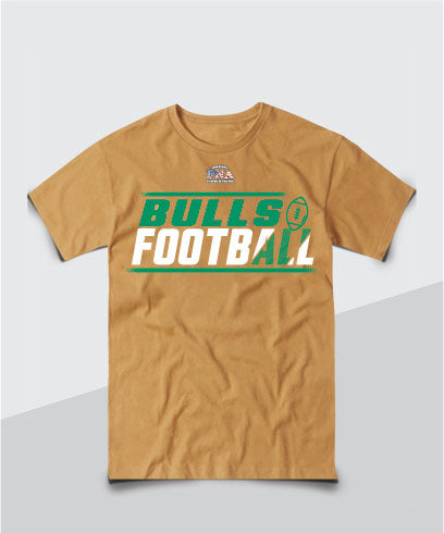 Bulls Competitive Tee