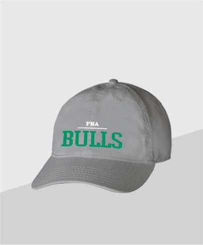 Bulls Grey Dad Cap
