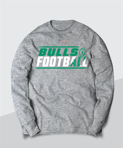 Bulls Competitive Long Sleeve Tee