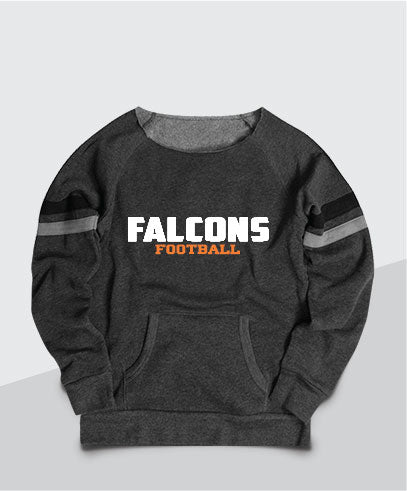 Falcons Ladies Scoop Neck