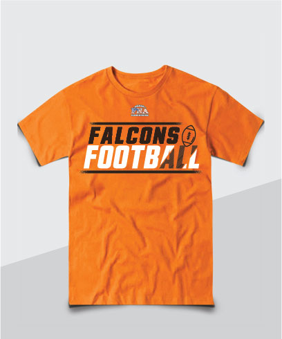 Falcons Competitive Tee