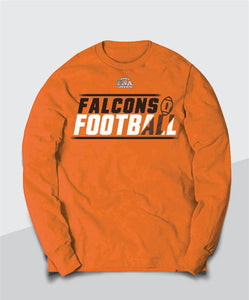 Falcons Competitive Long Sleeve Tee