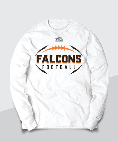 Falcons Legacy Long Sleeve Tee