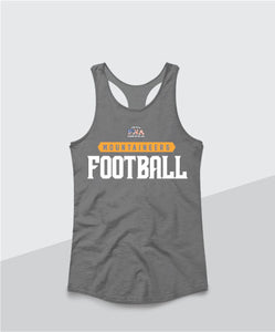 Mountaineers Ladies Performance Racer-Back Tank