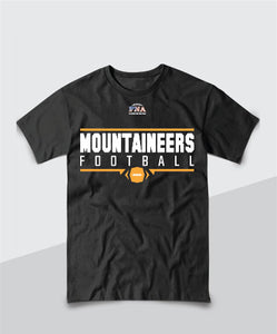Mountaineers Gridiron Tee