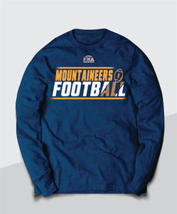 Mountaineers Competitive Long Sleeve Tee