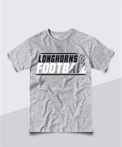 Longhorns Competitive Tee