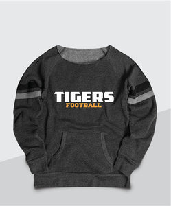 Tigers Ladies Scoop Neck