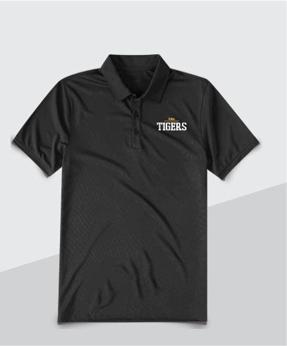 Tigers Men's Performance Polo