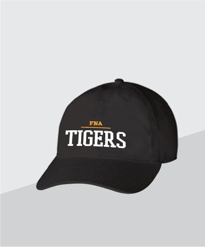 Tigers Black Dad Cap