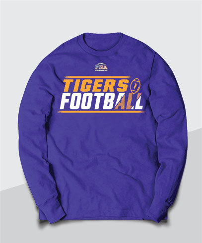 Tigers Competitive Long Sleeve Tee