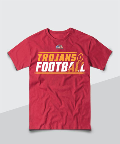 Trojans Competitive Tee