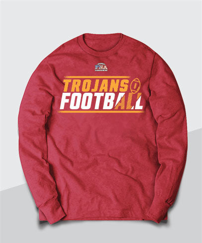 Trojans Competitive Long Sleeve Tee