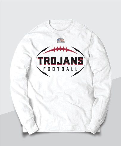 Trojans Legacy Long Sleeve Tee