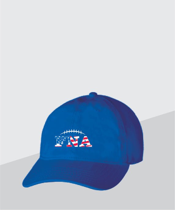 FNA- Blue Dad Cap