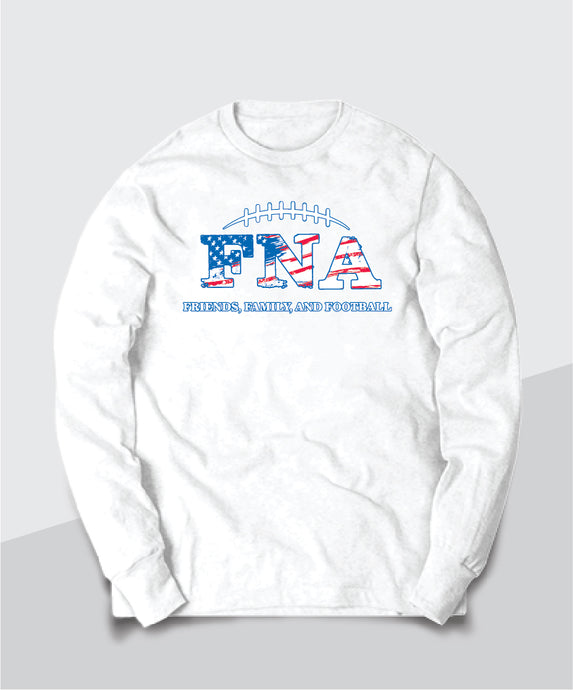 FNA- Legacy Long Sleeve Tee