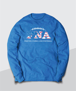 FNA- Gridiron Long Sleeve Tee