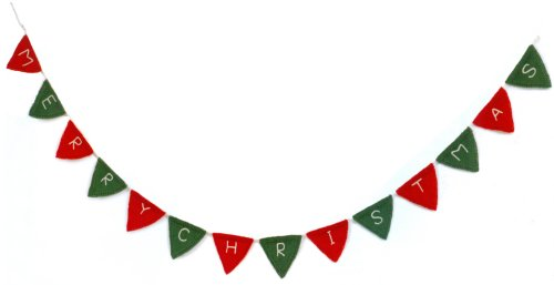 Christmas Knits Book 1 - Merry Christmas Bunting