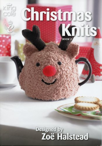 Christmas Knits 2 - Rudolph Tea Cosy