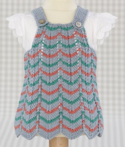 Sublime Book 696 - Design 6 - Pinafore
