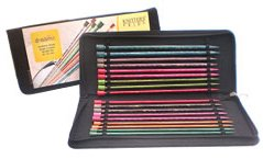 Knitter's Pride Dreamz Symfonie Wood Single Pointed Knitting Needle Set
