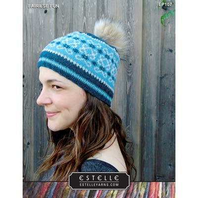 Cascade 220 Fingering Hat Kit