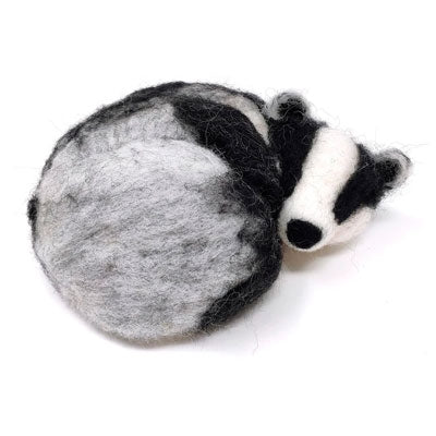 CKC-NF167 Sleepy Badger