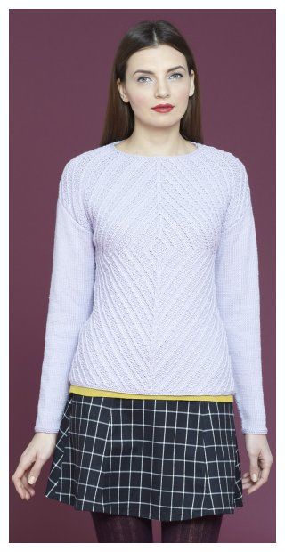 Sublime Book 690 - Geo Style Sweater