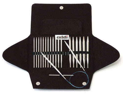 Addi Click Turbo Interchangeable Circular Knitting Needle Set