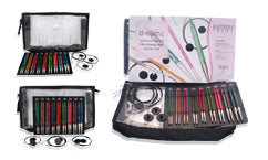 Knitter's Pride Dreamz Symfonie Wood Interchangeable Deluxe Knitting Needle Set