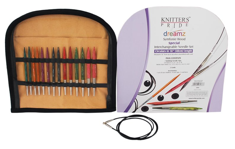 Knitter's Pride Dreamz Special Interchangeable Needle Set