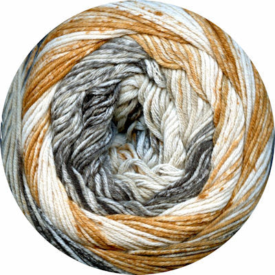 Bahamas 61 (beige, golden brown, greys, white)