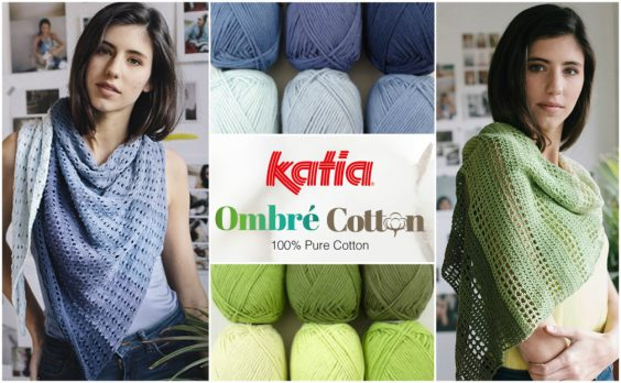 Katia Ombré Cotton Kit