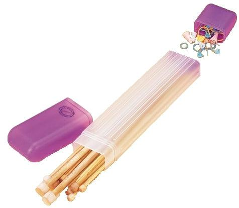 Clover 3120 Knitting Needle Tube Case