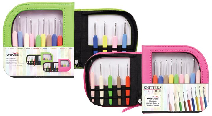 Knitter's Pride Waves Crochet Hook Set