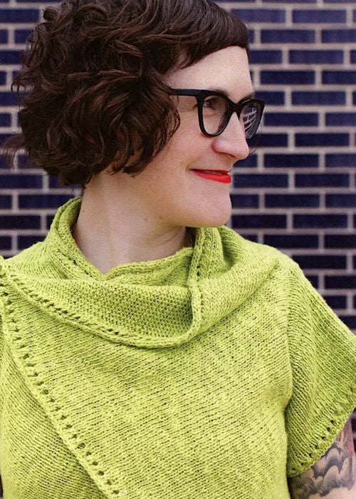 Firefly Wrap by Pamela Wynne for Juniper Moon Farm