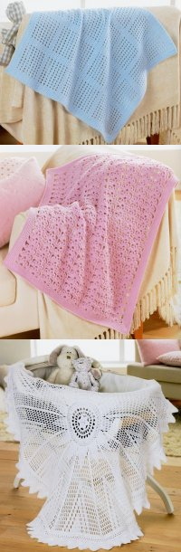 Sirdar Book 411 - Design 1299 - Blankets and Shawls Images