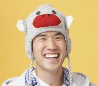 Patons Book 500889 - Monkey Around - Classic Sock Monkey Hat