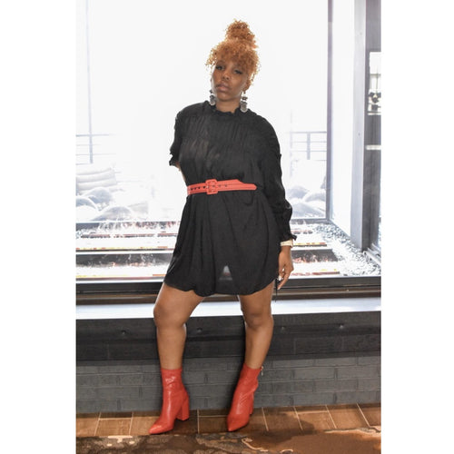 Jazelle Oversized Dress