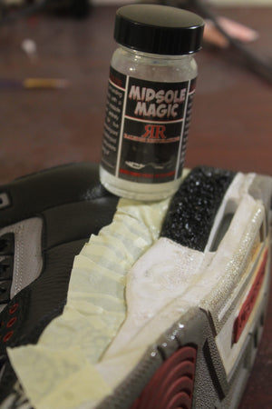 Midsole Magic - Raleigh Restorations