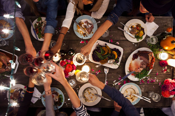How to Survive a Dinner Party