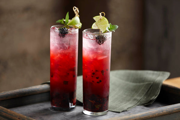 Hidden Cocktails (Summer Edition): Blackberry Mojito